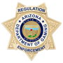 Arizona Department of Gaming Division of Racing Logo