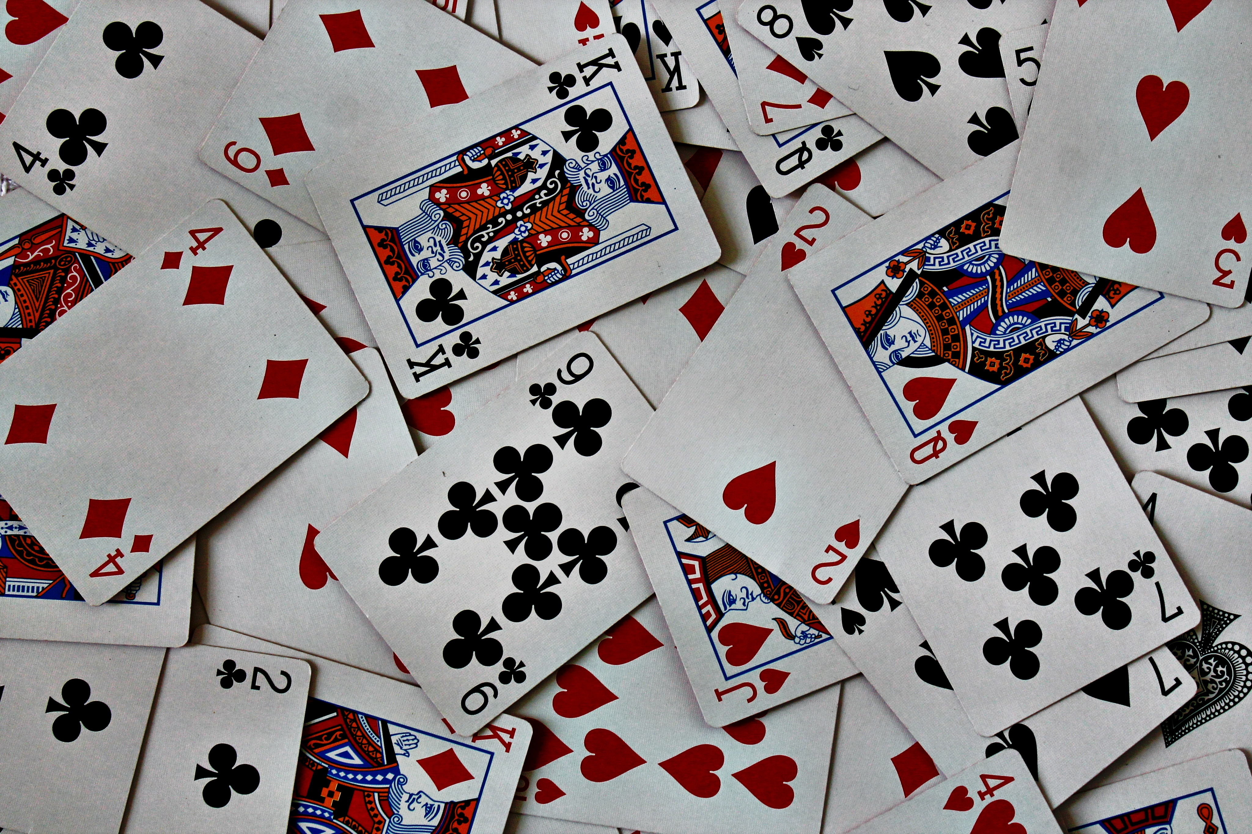 some cards